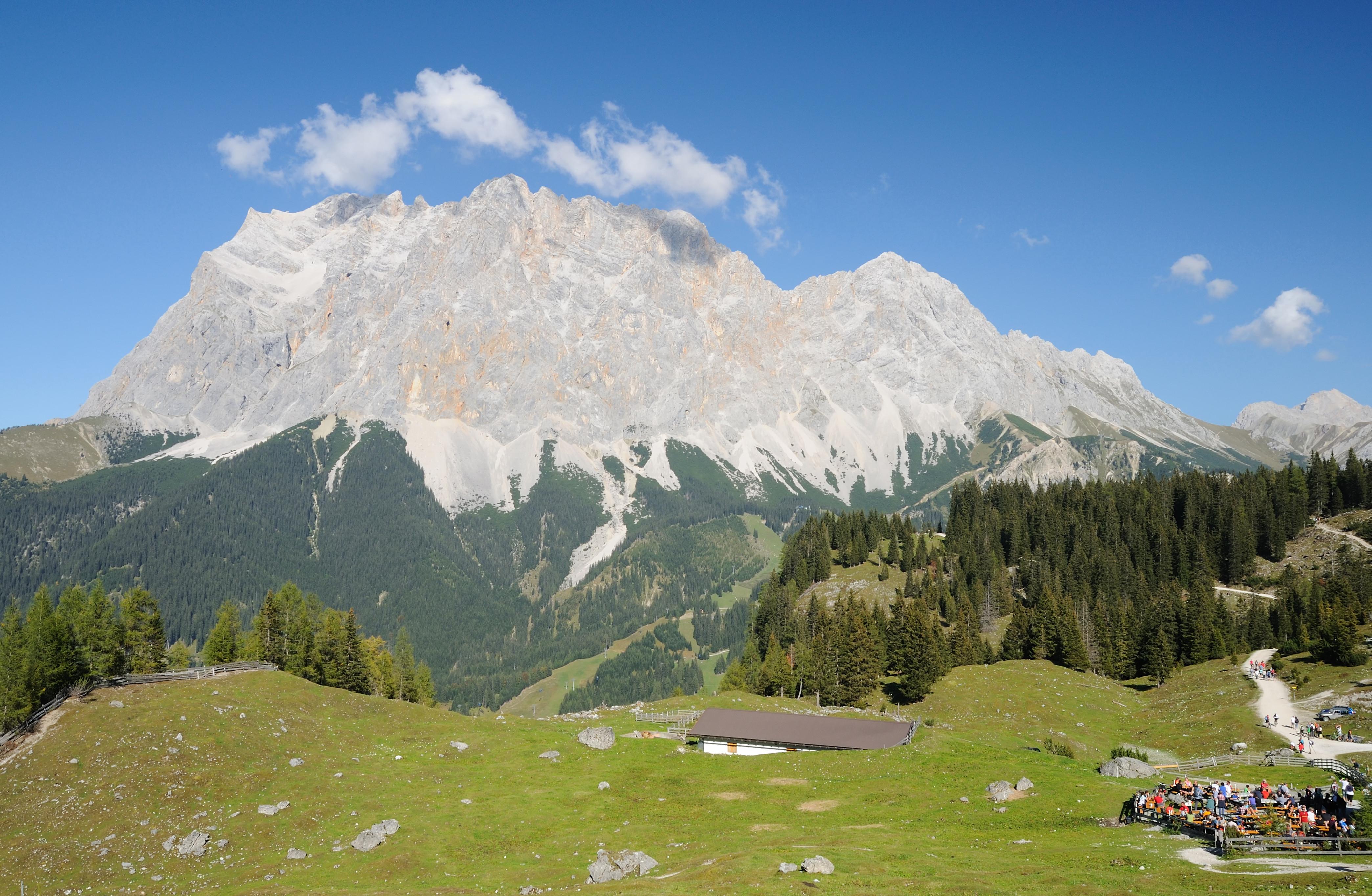 Berglandschaft Südtirols