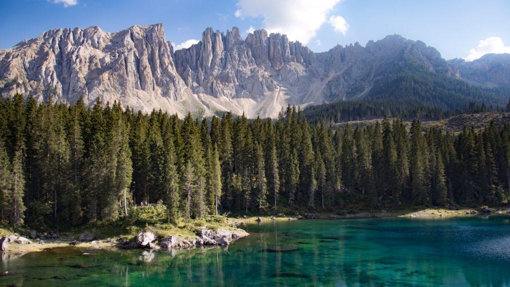Karer in Südtirol